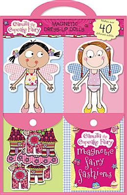 Camilla the Cupcake Fairy Magnetic Dress Up By Make Believe Ideas (COR)